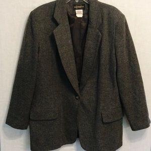 Jackets & Blazers - Requirements| Grey Winter Blazer